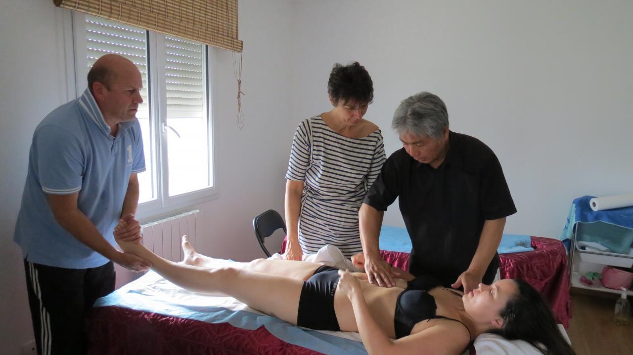 Cours de Massages Chinois 1
