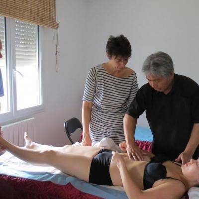 Cours de Massages Chinois