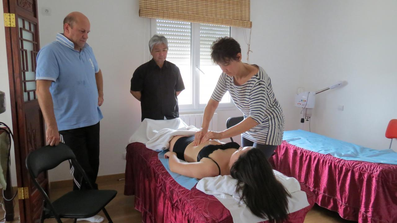 Cours de Massages Chinois 2