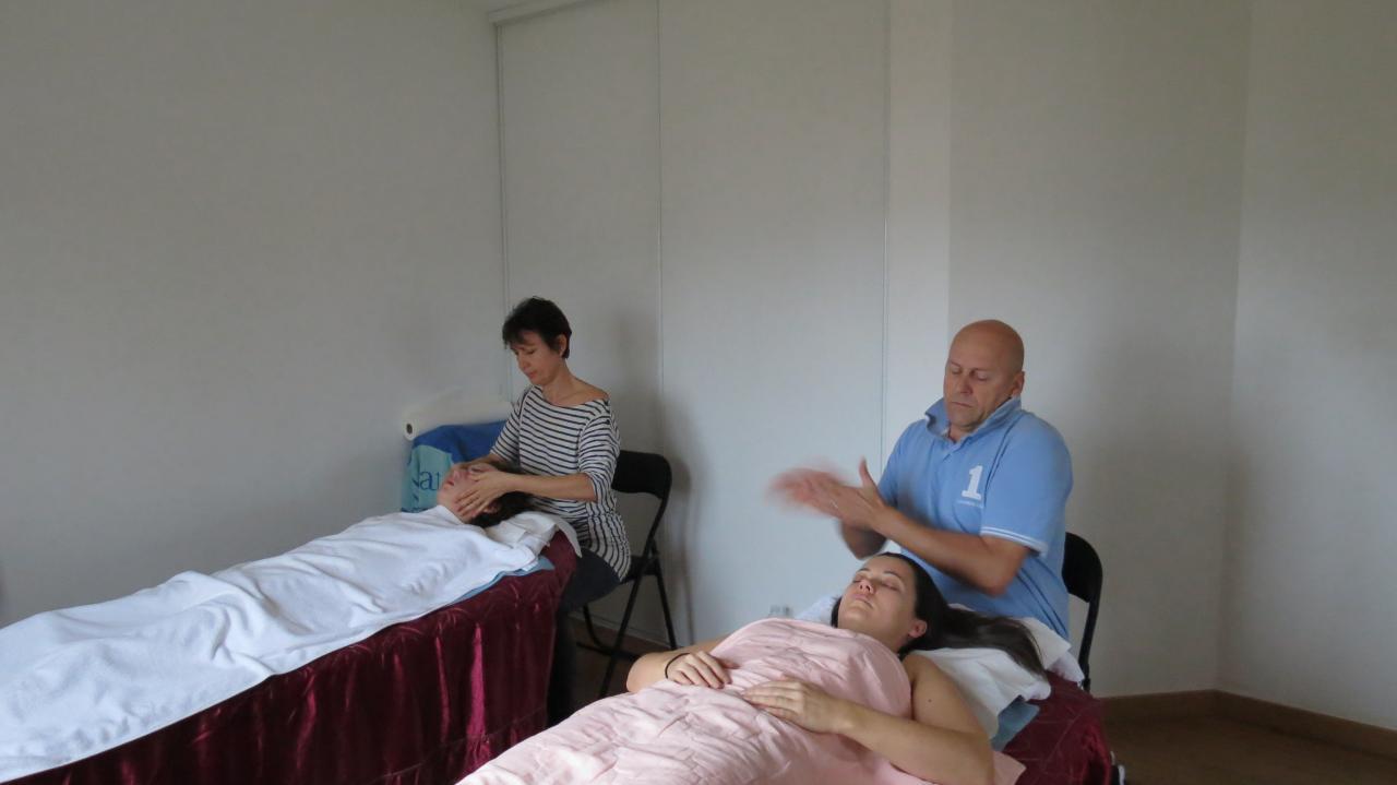 Cours de Massages Chinois 4