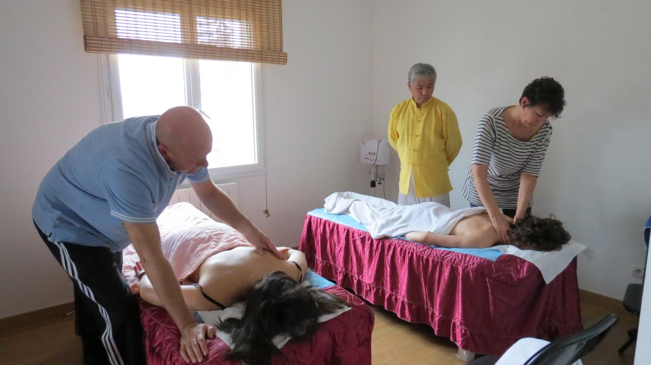 Cours de Massages Chinois 5