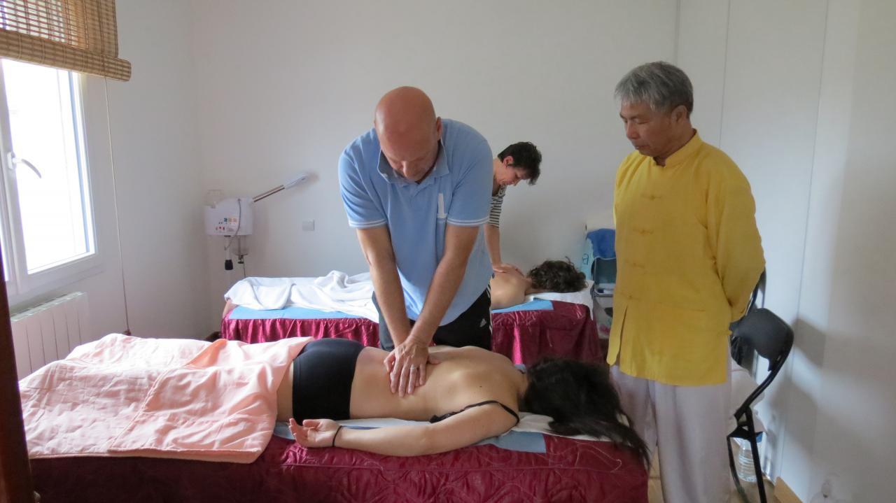 Cours de Massages Chinois 6