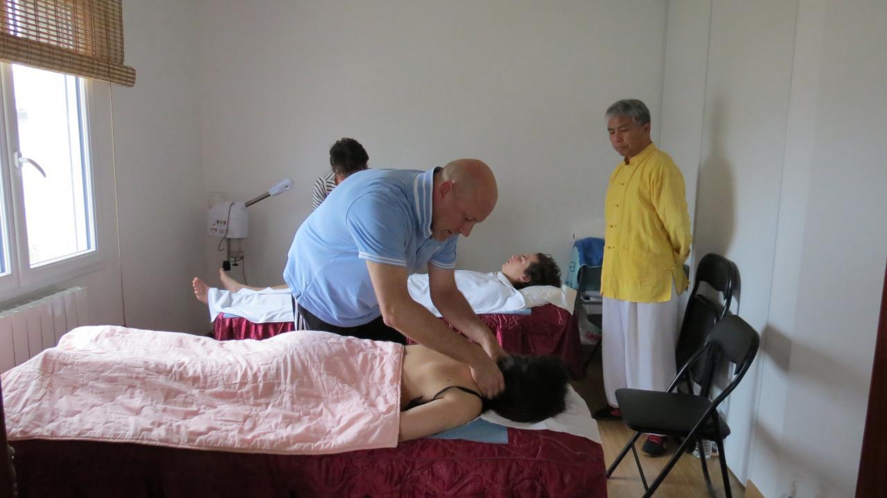 Cours de Massages Chinois 7