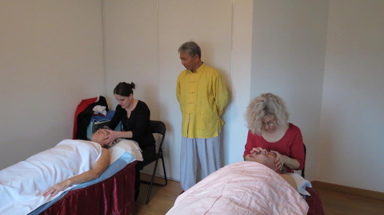 Cours de Massages Chinois 8