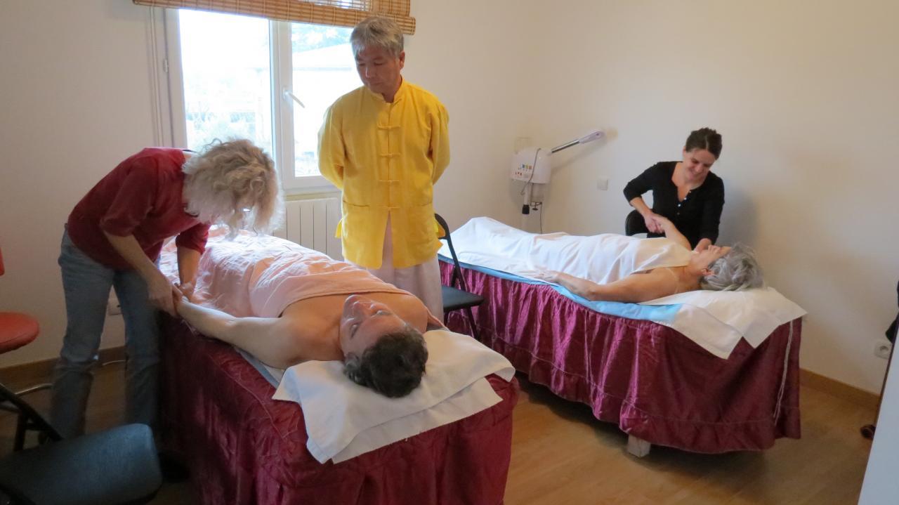 Cours de Massages Chinois 10