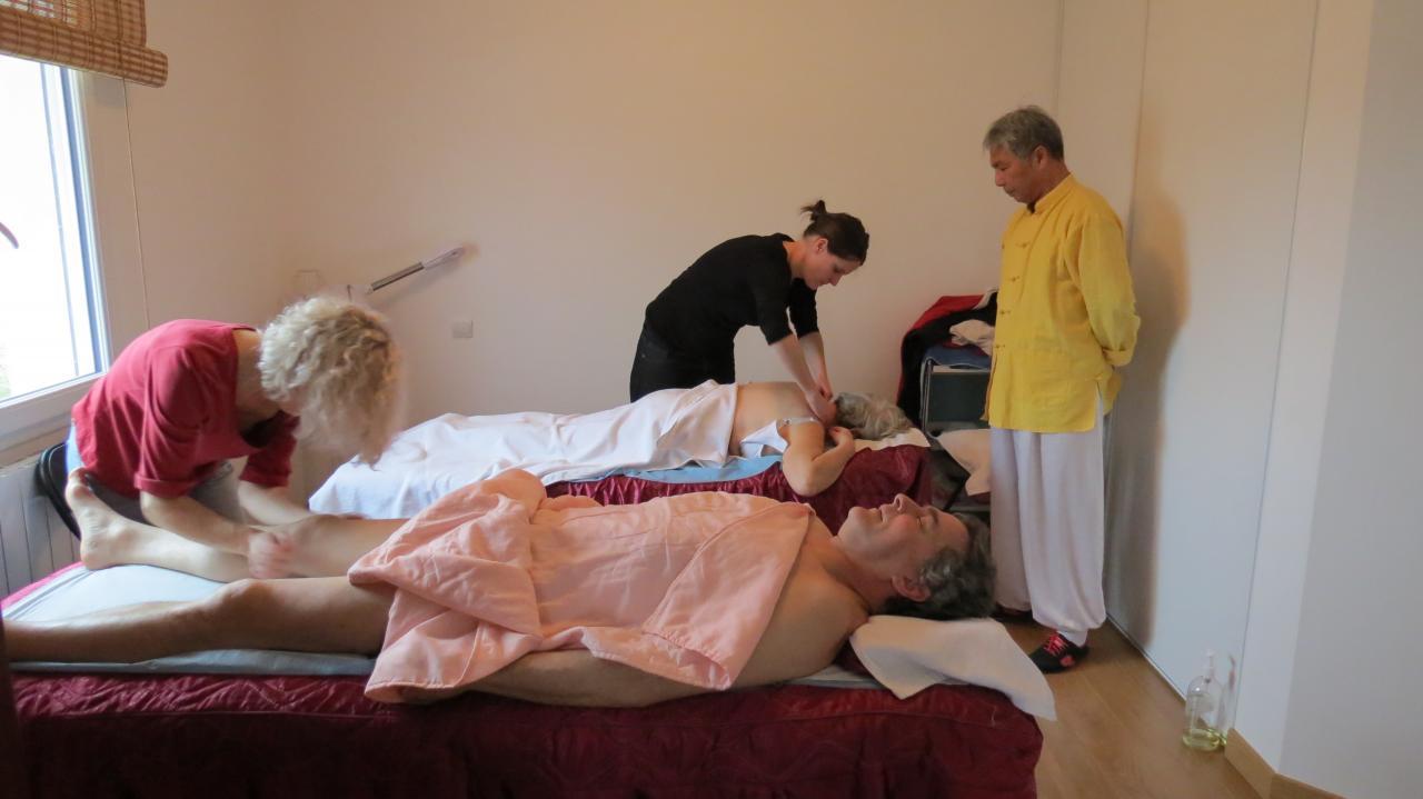 Cours de Massages Chinois 11