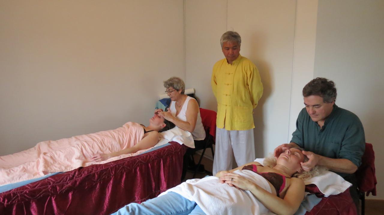 Cours de Massages Chinois 12